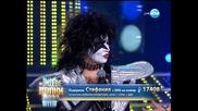 Стефания Колева като Paul Stanley - Като две капки вода - 12.05.2014 г.