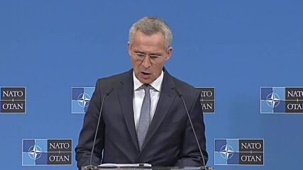 Belgium: Stoltenberg confirms NATO member ministers endorse €1 billion defence innovation fund