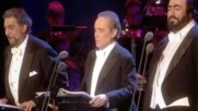 The Three Tenors - Sleigh Ride - Christmas in Vienna - 1999