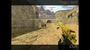 Аз в страхотен сървър на Counter - Strike 1.6 [hq]