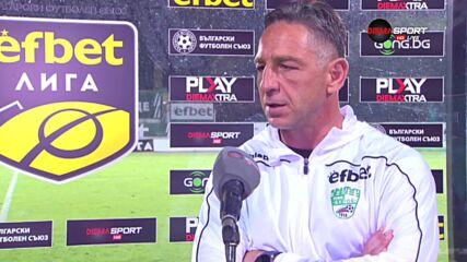 Петър Колев: Вкарва се в отбора негативизъм отвън