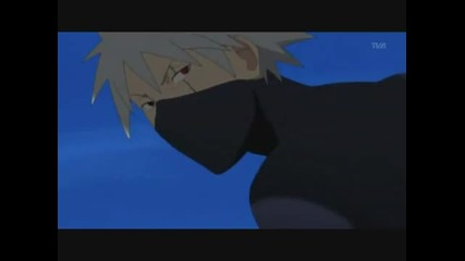 Hatake Kakashi and Uzumaki Naruto vs Akatsuki