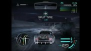Nfs Carbon : Ford Gt Top Speed - 462 Km/h