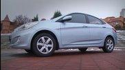 Hyundai Accent - Бюджетен седан за Русия и Украйна