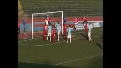 Дунав Русе - ЦСКА 0:2