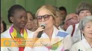 Women Activists Cross DMZ to Mixed Reception