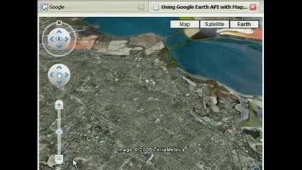 Google Earth Api