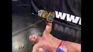 Kurt Angle и Chris Benoit печелят за първи път в историята титлите по двойки на WWE