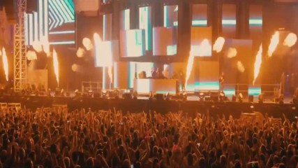 Dimitri Vegas & Like Mike - Ready For Action (official Video)