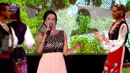 Славка Калчева - Седнала е хубава 2016