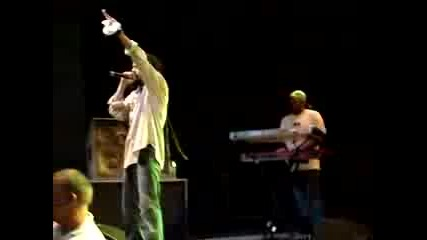 Damian Marley - Welcome To Jamrock (live)