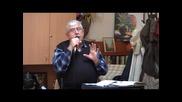 Останете твърди до Господното Пришествие - Пастор Фахри Тахиров