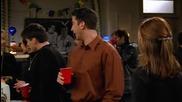 Friends / Приятели - Сезон 3 Епизод 11 - Bg Audio -   Част 1/2  