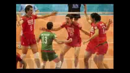 За Волейболните национали за Олимпиадата и навсякъде където мачкат