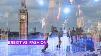 London Fashion Week is facing Brexit head on