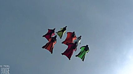 - Kingsday Boogie - Wingsuit Edition