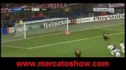 Милан - Реал Мадрид 1 - 1 Обзор 3/10/2009