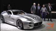 USA: VLF unveils Force 1 supercar based on Dodge Viper