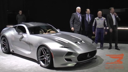 USA: VLF unveils Force 1 supercar based on Dodge Viper