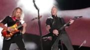 Metallica ⚡⚡ Atlas, Rise! // Metontour Houston Tx 2017