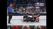 John Cena Vs Undertaker At Vengeance 2003.