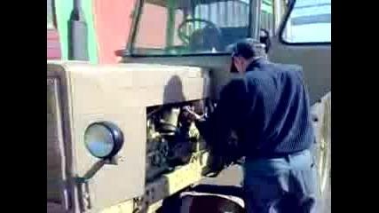Запалване На Мтз - 82 С Пусков Двигател
