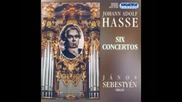 J.a. Hasse - Concerto N.5 in F major - I. Allegro