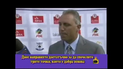 Христо Стоичков говори на английски :d