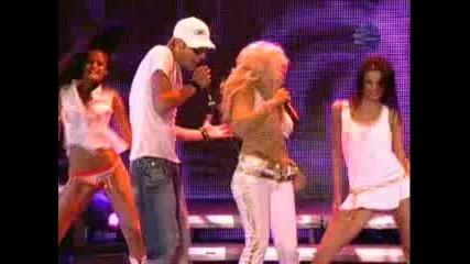 Гергана  И Жоро Рапа- Може Би Точно Ти(Live Planeta Derby 2007)