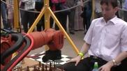 Робот шахматист