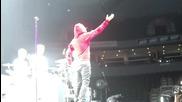 Смях с Justin Bieber и феновете му на Sound Check във Лондон 22 август 2010