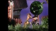 Лека нощ деца! Приказките на Педя човек, Лакът брада - Намръщената принцеса (2001)