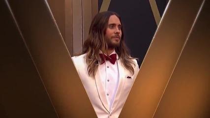 Оскари 2015 – блясъкът на червения килим по Нова