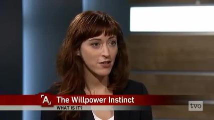 Kelly Mcgonigal_ The Willpower Instinct