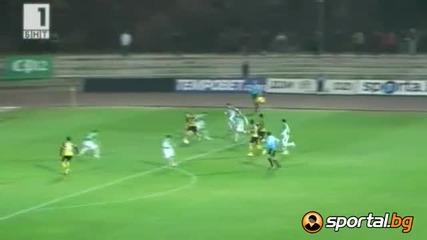 Берое - Миньор 0-0 (26.11.2011)