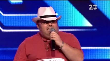 Ренета, Тонислав и Румен - X Factor (18.09.2014)
