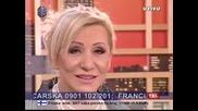 Vesna Zmijanac - Kunem ti se zivotom - Utorkom u 8 - (DM SAT 18.03.2014)