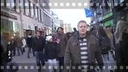 Уличен Beatboxer прави страхотна музика и е хванат от даващата преръдки полиция
