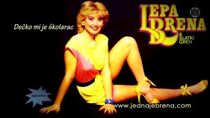 Lepa Brena - Decko mi je skolarac - (Audio 1984)HD