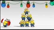 Весела коледа с миньоните - Christmas Minions