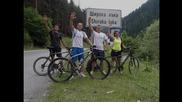 През Родопа планина с колела 2 - Четвърта част Обиколка на България 2014