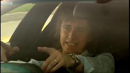 Ламборгини Мурсиелаго Road Test-top Gear-bbc