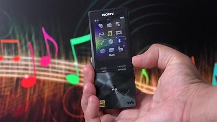 Най-добрият Звук! Sony Hi-Res Audio