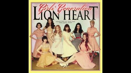 Girls'generation/snsd-paradise [lion Heart - The 5th Album]
