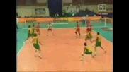 Волейбол България - Бразилия