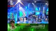 Денислав се опитва да пее на Morandi - Angels 09.05.08 *hq*