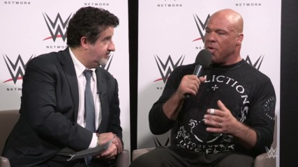 Interview with Kurt Angle in Paris, Part 2