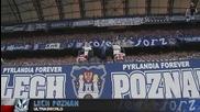 Ultras World във Полша - Lech Poznan Ultras.