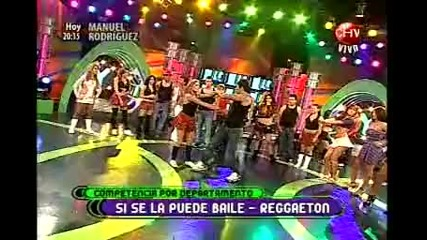 30.03.2010 Reality Show In Chile Yingo с участието на Evailo - Част 3