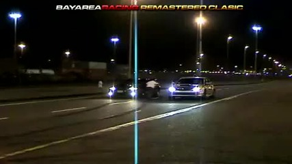 Bar Classic 03 Cobra vs 08 Sti